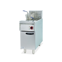 CE Certificate Commercial electric fryer machine